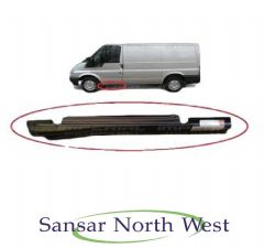Ford Transit - New Passenger Front Door Sill N/S LEFT 2000 - 2014 Models